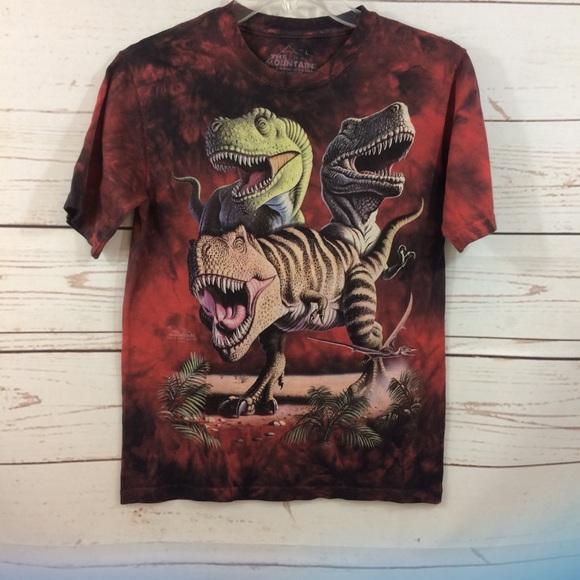 Brachiosaurus Kids T-Shirt from The Mountain Dinosaurs Boy Girl Child Sizes NEW
